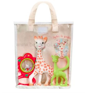 Kit Presente Fresh Touch Sophie la girafe (0m+) - Sophie la girafe