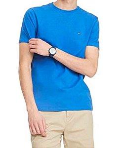 Camiseta algodão Azul - Tommy Hilfiger