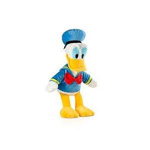 Pelúcia Pato Donald 33cm com Som