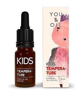 Blend Óleo Essencial Orgânico Infantil Febre - You & Oil