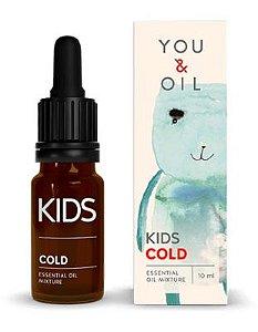 Blend Óleo Essencial Orgânico Infantil Gripe - You & Oil
