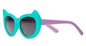 Óculos de Sol Gatinho 36+ Azul e Roxo - Chicco