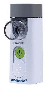 Inalador portátil Mesh Air Pro com bateria recarregável - Medicate