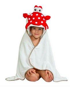 Toalha de banho Caranguejo