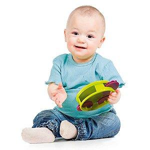 Kit Musical Infantil Bateria Baby