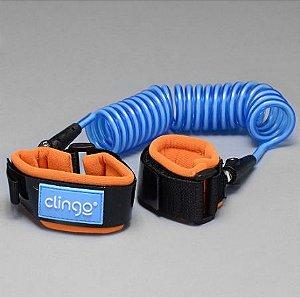 Guia infantil para passeio Azul- Clingo