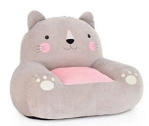 Mini Soft Sofá Gatinha