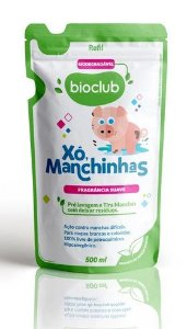 Refil Pré lavagem Tira Manchas - Bioclub