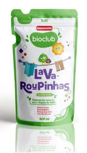 Refil Detergente Líquido Lava Roupas Bioclub