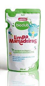 Refil Detergente orgânico Limpa Mamadeiras Bioclub