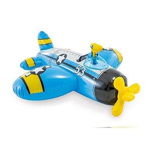 Boia Aviões com Pistola de Agua Intex