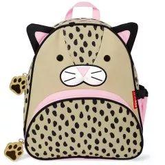 Mochila Skip Hop Leopardo personalizada com nome
