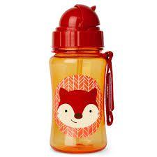 Skip Hop lobo - garrafa plastica