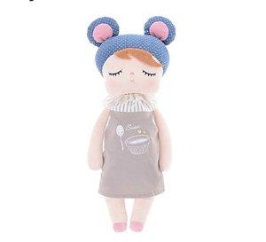Boneca MeToo Angela Retrô Bear personalizada com nome