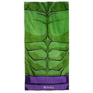 Toalha banho Hulk Disney