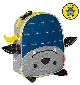 Lancheira Skip Hop Morcego personalizada com nome