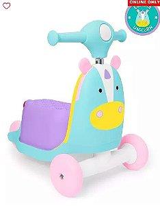 Triciclo Patinete Unicórnio - Skip Hop