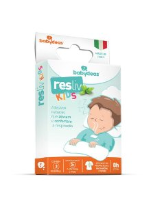 Adesivo para alívio e conforto nasal Resliv Kids FRETE GRATIS