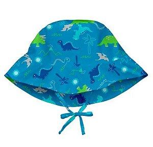 Chapéu de Banho com protecao Iplay Planeta Dino