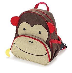 Mochila Skip Hop Macaco personalizada com nome