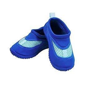 Sapato de neoprene com solado Iplay Blue