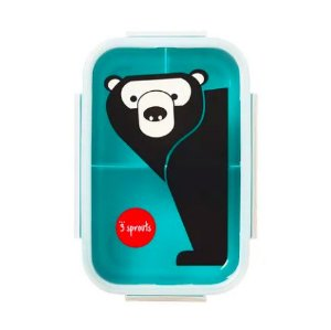 Bento Box Urso 3 Sprouts