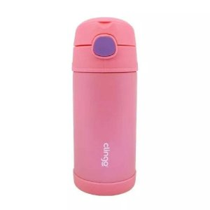Garrafa Termica Clingo Rosa 270ml