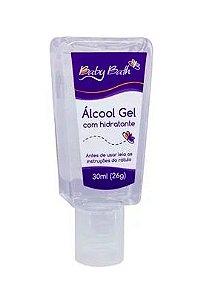 Alcool Gel com Hidratante Baby Bath