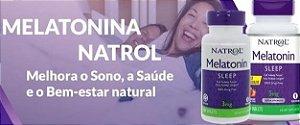 Melatonina Natrol