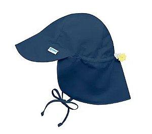 Chapéu Australiano Iplay Marinho com proteção 50+