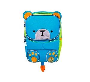 Mochila Infantil Bear Blue Trunki