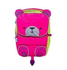 Mochila Infantil Bear Pink Trunki