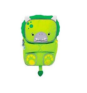 Mochila Infantil Dino Green Trunki