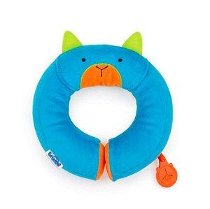 Almofada para pescoço Infantil Blue Trunki
