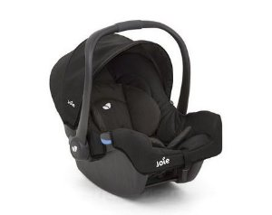 Bebê Conforto Geem Preto/Cinza Ember Joie
