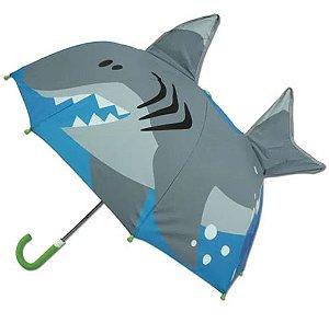 Guarda Chuva Tubarão 3D Stephen Joseph