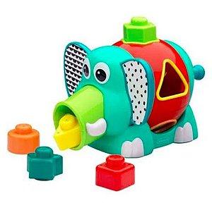 Brinquedo de encaixe Elefante Infantino