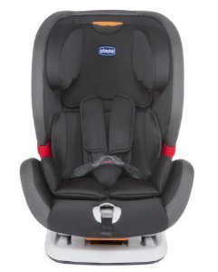 Cadeira automotiva Youniverse Jet Black Chicco com isofix