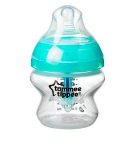 Mamadeira Tommee Tippee Advanced Anti Cólica 150ml Neutra