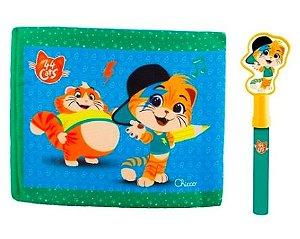 Livro mágico Toy 44 Cats Lampo Chicco