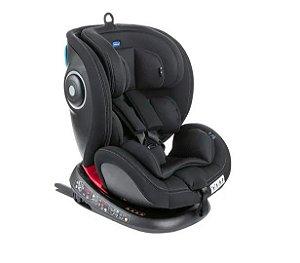 Cadeira Auto Seat 4Fix 360° Black - Chicco