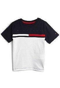 Camiseta blocada - Tommy Hilfiger