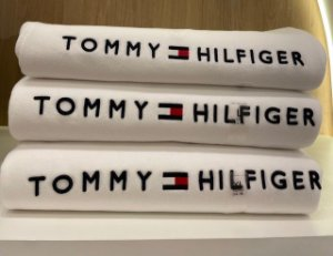 Casaco moletom forrado branco - Tommy Hilfiger
