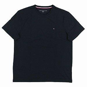 Camiseta algodão Marinho - Tommy Hilfiger