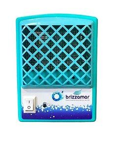Purificador Ionizador e Ozonizador De Ar eficaz contra COVID19 - Brizzamar