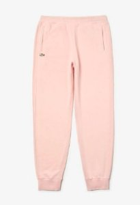 Calça moletom Jogger rosa - Lacoste