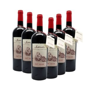 COMBO BAROLO CARRÀ 6 garrafas