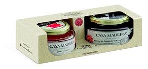 Kit Casa Madeira Duo Geléia Gourmet
