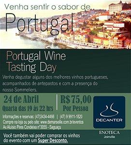 Wine Tasting Day Portugal 24/04