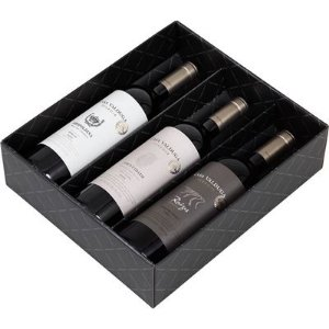 Kit Casa Valduga Terroir Premivm (Merlot + Marselan + Cabernet Franc)